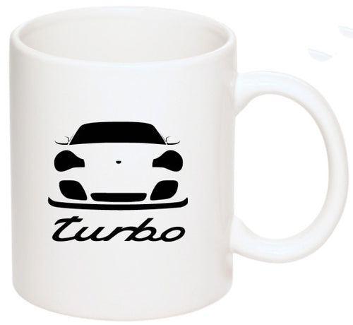 Turbo Coffee Mug