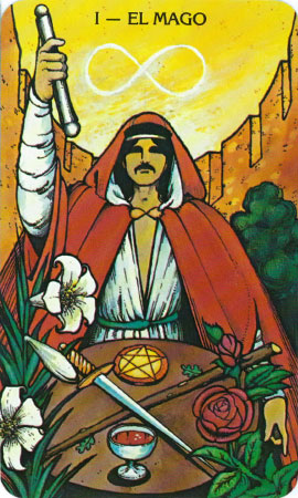 Morgan-Greer Tarot Deck (Spanish) - Tarot Room Store