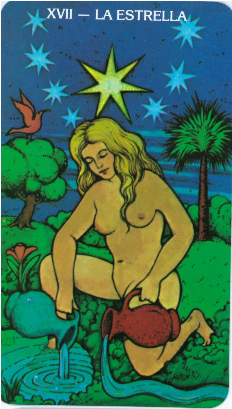 Morgan-Greer Tarot Deck (Spanish)