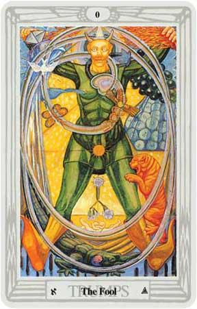 Crowley Thoth Deck (Deluxe) AGMueller - Tarot Room Store