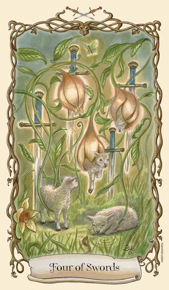 Fantastical Creatures Tarot Deck - Tarot Room Store