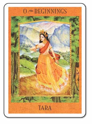 Goddess Tarot Deck and Book Set
