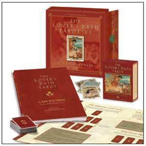 Lover's Path Tarot Large Deck and Book Set - Tarot Room Store