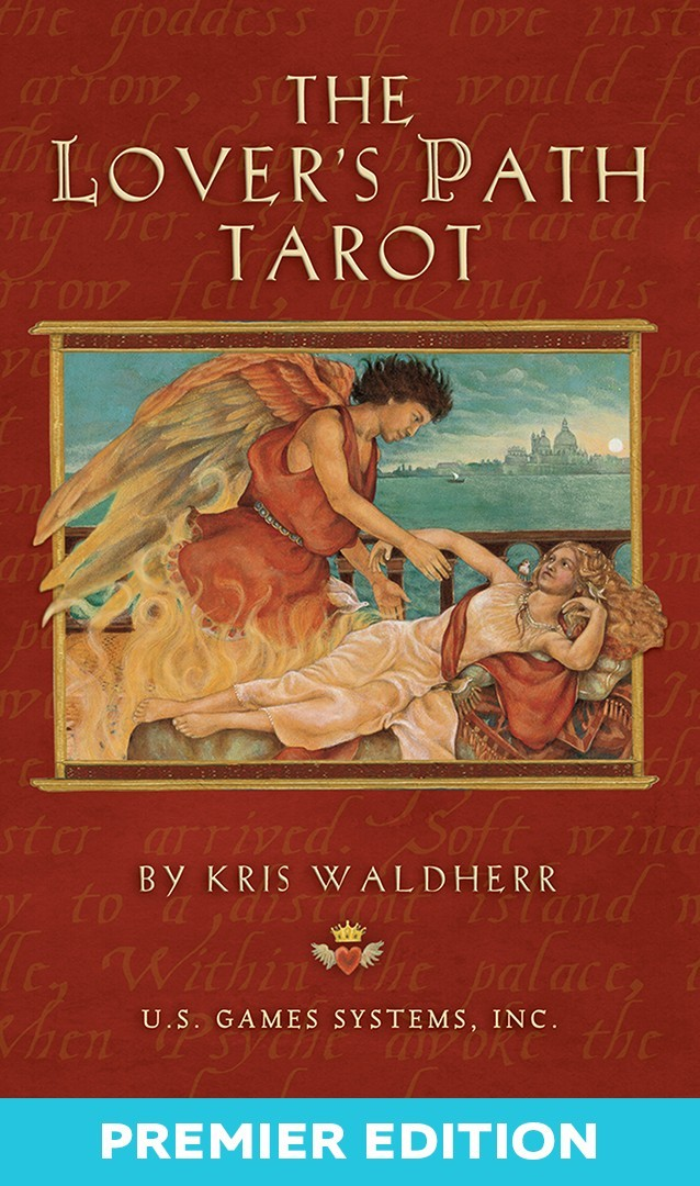 Lover's Path Tarot Deck - Tarot Room Store