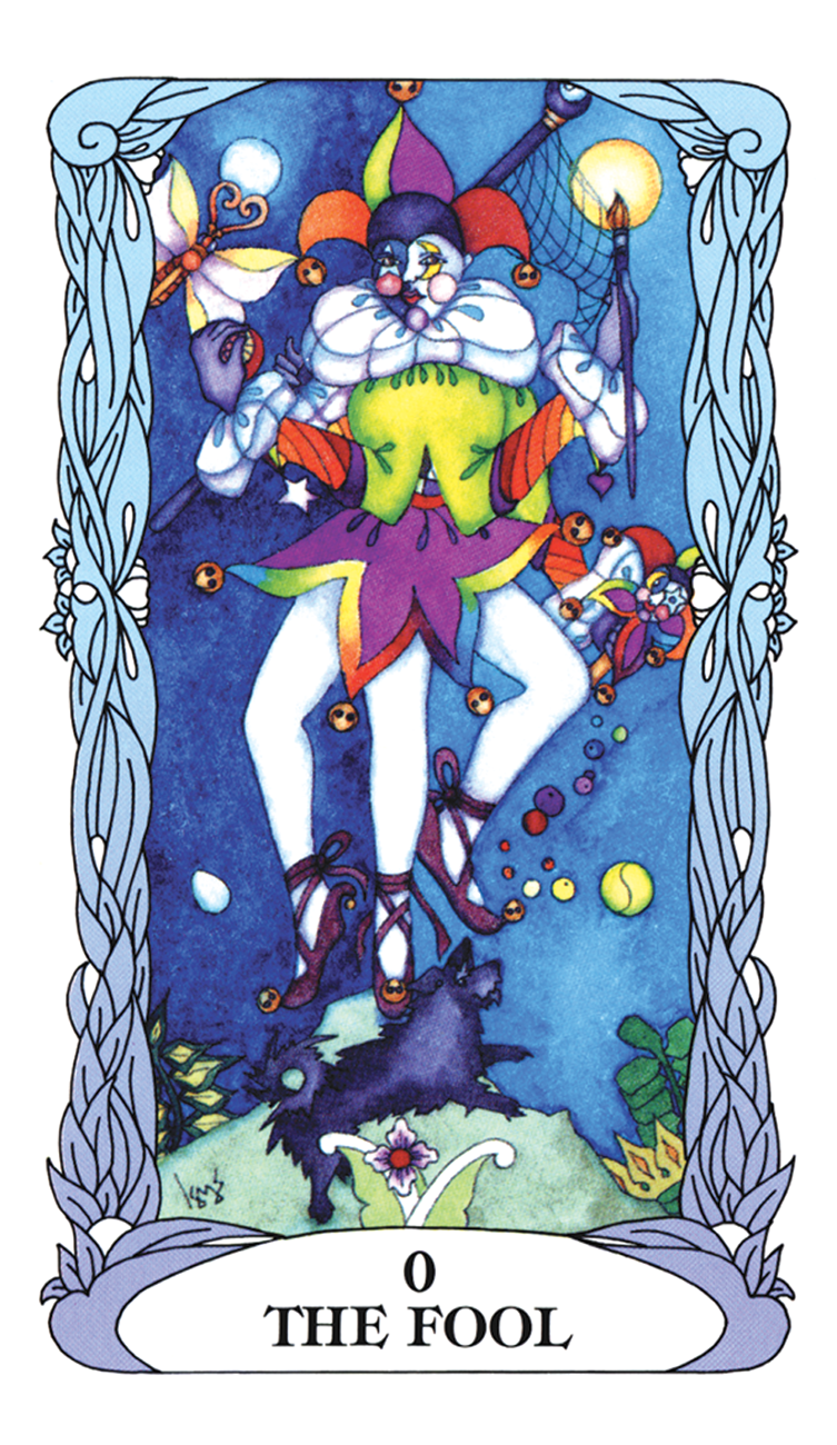 Tarot of a Moon Garden Deck - Tarot Room Store
