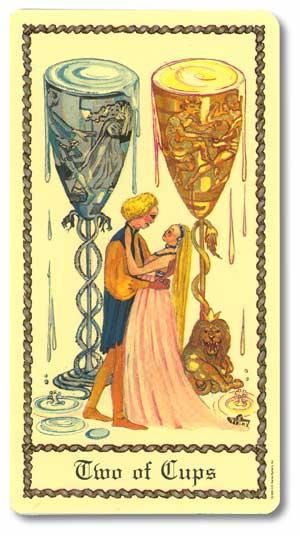 Medieval Scapini Tarot Deck and Book Set - Tarot Room Store