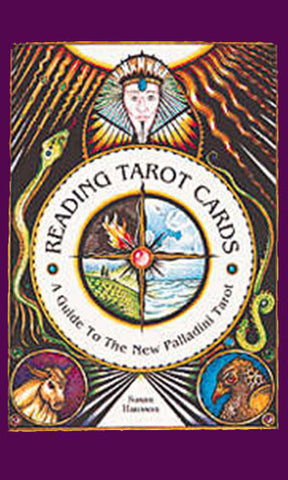 Rider Waite Book - The Pictorial Key to the Tarot