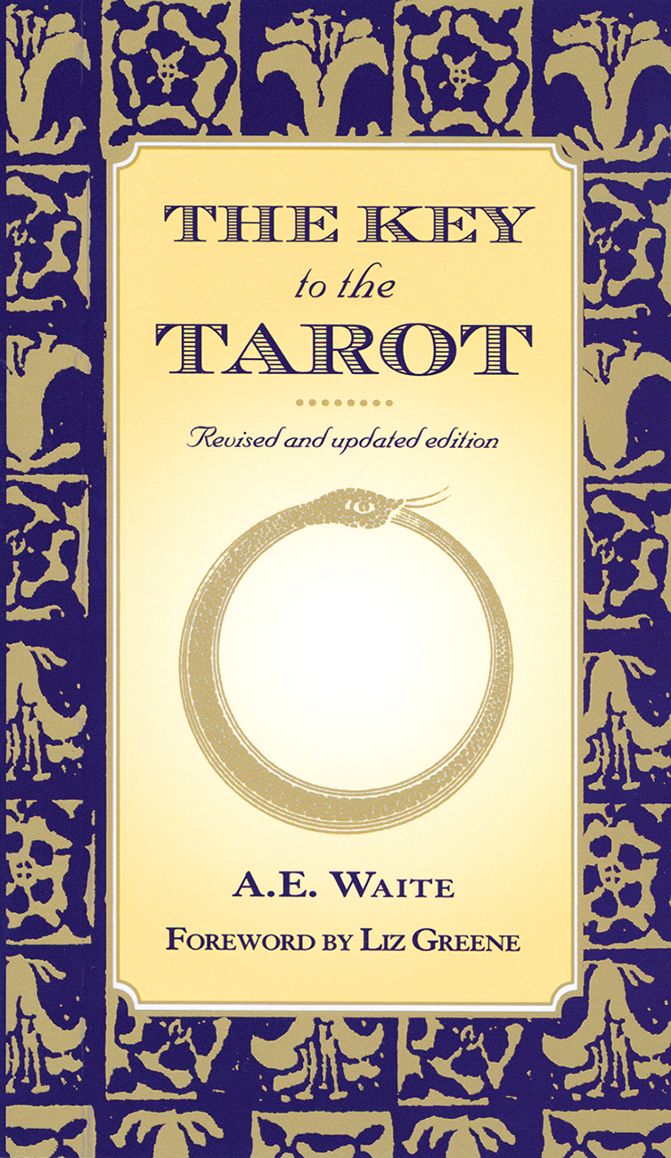 Original Rider Waite Deck and Book Set - Tarot Room Store