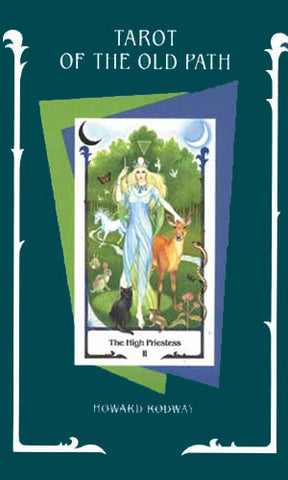 Via Tarot Life Path Deck and Book Set