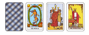Rider Waite Set - Total Tarot Guide Book and Deck - Tarot Room Store