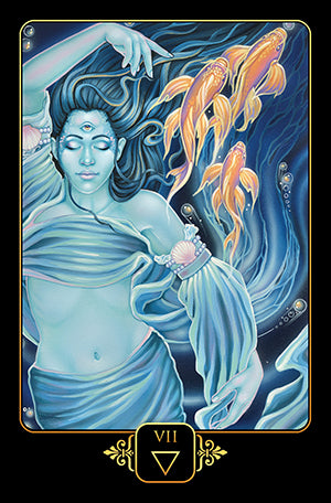 Dreams of Gaia Tarot Deck and Book Set