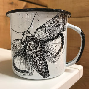 Medium Enamel Mugs (in stock)