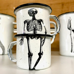 Small Enamel Mugs (ships in 2-8 weeks)
