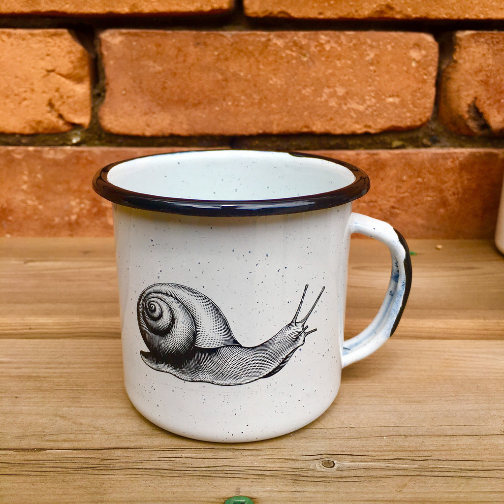 Snail Coffee/Tea Mug