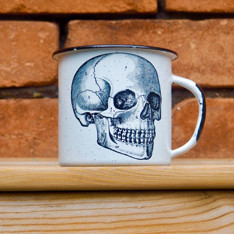 Skull Coffee/Tea Mug
