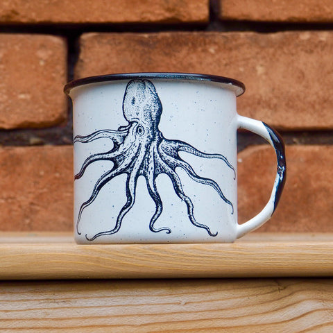 Octopus Coffee/Tea Mug