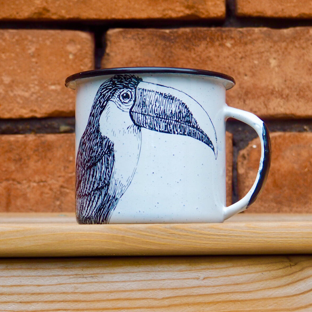 Toucan Coffee/Tea Mug