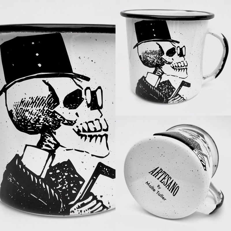 Catrin Enamel Mug (in stock)