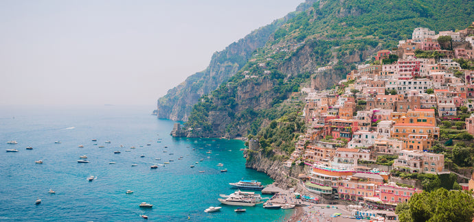 Invoke Couture + Amalfi Coast