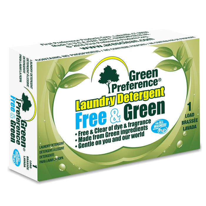 Ares Green Preference Laundry Powder