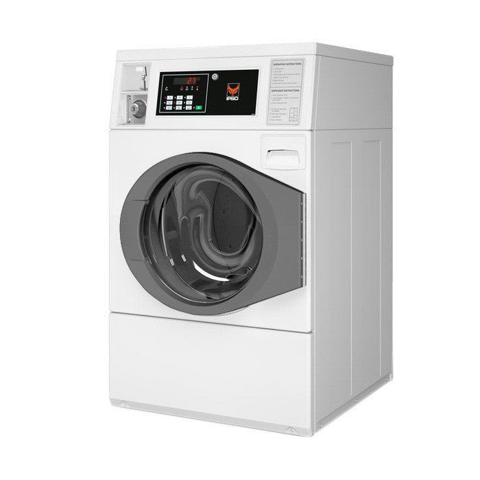 IPSO CW10C Front Load Commercial Washing Machine Coin Operated