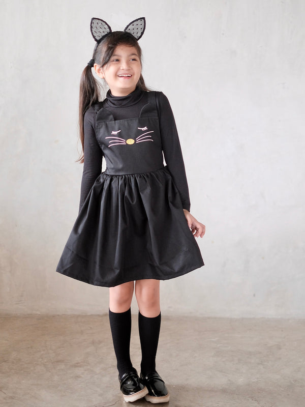 Kitty Jumper Dress