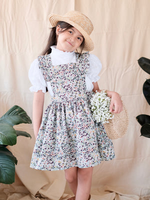 Anatole Jumper Dress | Boston Floral
