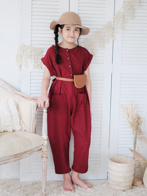 Delaney Linen Jumpsuit