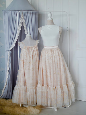 Long Tutu Skirt Adult Size | Sample in Medium