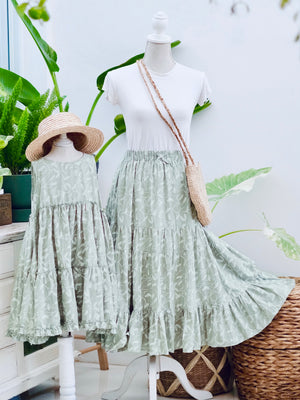 Piper Skirt | Sage | Women