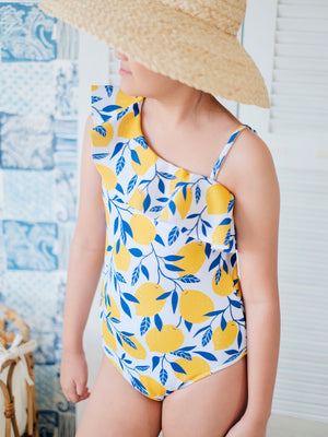 Palermo Swimsuit | Lemon