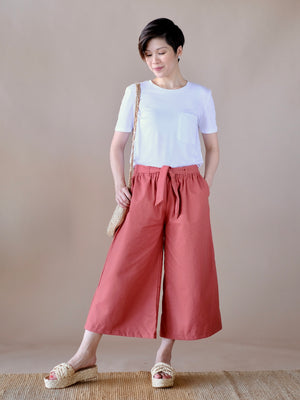 Linen Square Pants - Adult Size (Preorder ETD: May 18, 2019)
