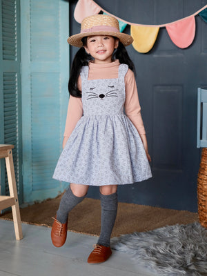 Bunny Jumper Dress