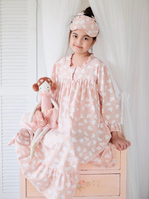 Mon Amour Nightgown | Blush