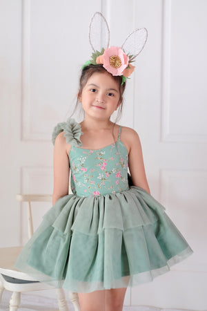 Skylar Tutu Dress Set