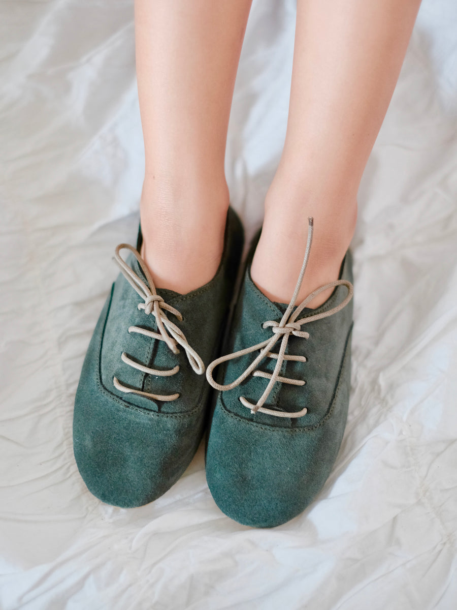 Ashton Shoes | Hunter Green