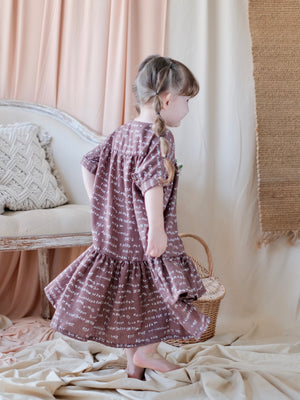 Suki Dress | Brown