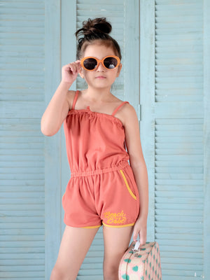 Beach Babe Playsuit