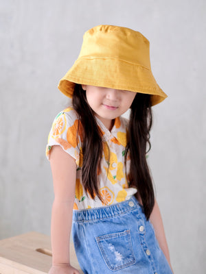 Bucket Hat (Yellow)