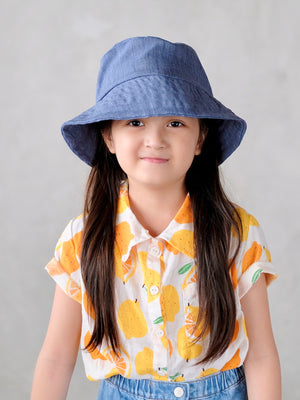 Bucket Hat (Denim)