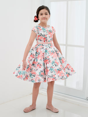 Alyvia Dress | Set with Inner Skirt | Pre-order