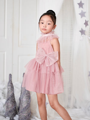 Carlisle Tutu Dress with Tulle Choker