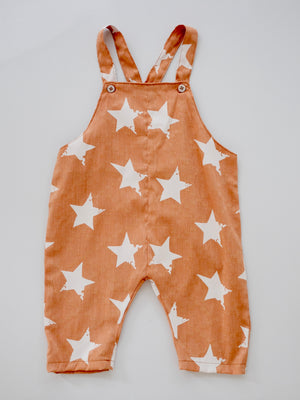 Riley Overalls | Ochre | Tiny