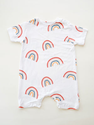 Rainbow Shortalls