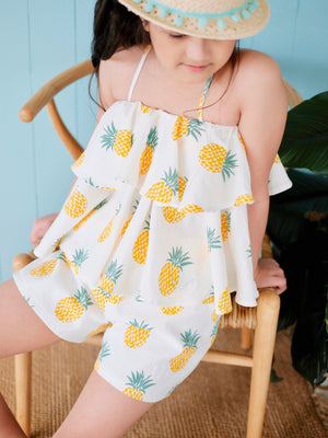 Nana Matching Set | Pineapple