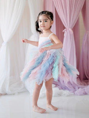 Amitola Rainbow Dress | Pre-order | ETD: June 11, 2020