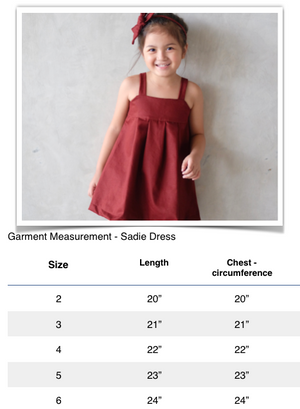 Sadie Jumper Dress with Matching Bow Headband