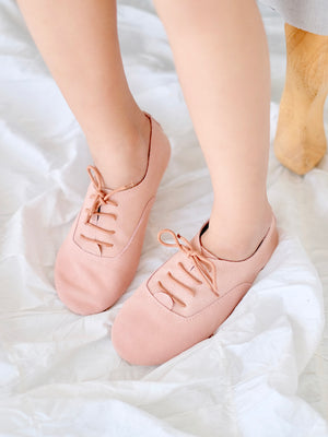 Ashton Shoes (Dusty Pink)