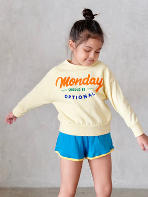 Monday Should Be Optional Sweater
