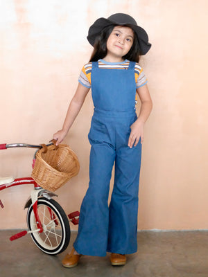 Rory (2-in-1 Flared Pants & Overalls)